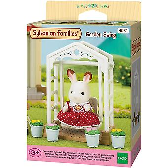4534 Gartenhängeschaukel - Puppenhaus Einrichtung Möbel