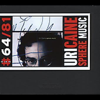 Uri Caine - Sphere Music [CD] USA import