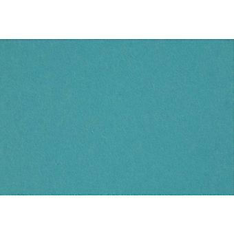 A2 Jättiläinen erittäin paksu turkoosi sininen polyesteri huopalevy käsitöitä