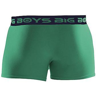 Big Boys Boxer Briefs - Green