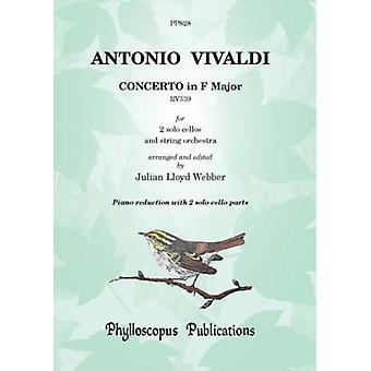 Vivaldi: Concerto In F Major Rv539 [Piano Reduction]