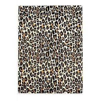 Sourpuss Clothing Leopard Print Kitchen Board