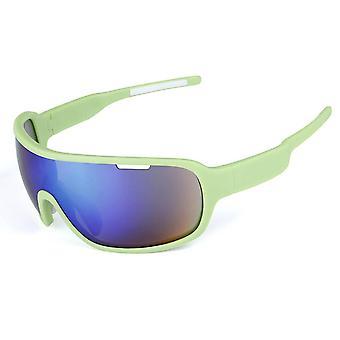 Polarisierte Sport-Sonnenbrille für Männer und Frauen Radfahren Laufen Golf Angeln