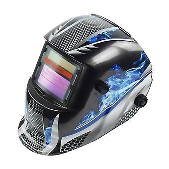 Automatisk mørkfarvning svejsning Maske / Hjelm