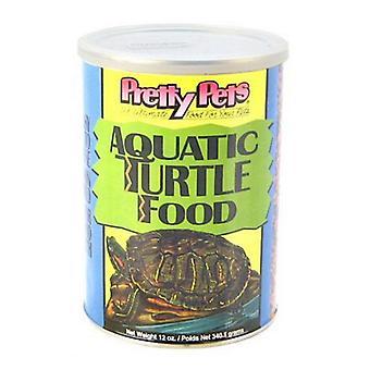Vackra husdjur vattensköldpadda mat - 12 oz