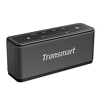 Bluetooth Speaker IPX7 Waterproof 40W TWS Bluetooth 5.0 Portable Speaker 15H With Subwoofer(Black)
