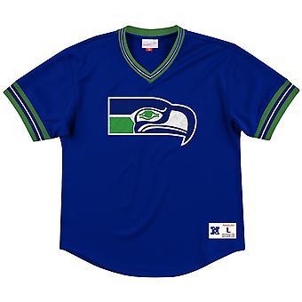 Mitchell & Ness Camiseta de malla invicta - NFL Seattle Seahawks