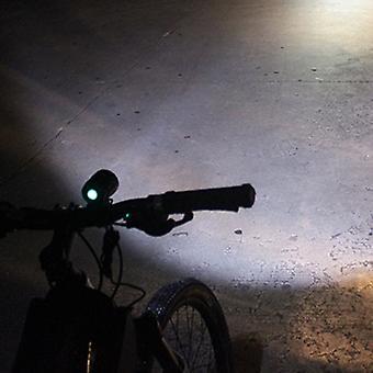 الدراجات الجبلية ركوب أضواء قوية سبائك الألومنيوم أدى مصباح رئيس دراجة