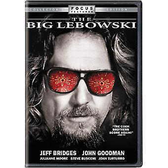 The Big Lebowski [Ws] [Collector's Edition] [DVD] USA import