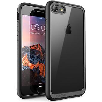 SUPCASE-Apple iPhone 7 Case,Unicorn Beetle Style Case-Black