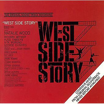 Various Artists - West Side Story [Expanded Original Soundtrack] [CD] USA import