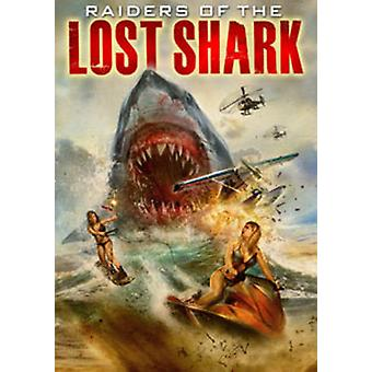 Raiders of the Lost Shark [DVD] USA import