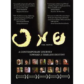 Un: Le film [DVD] USA import
