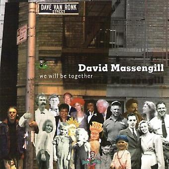 David Massengill - We Will Be Together [CD] USA import