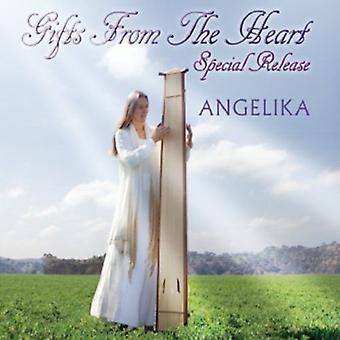 Angelika - gaver fra hjertet [DVD] USA import