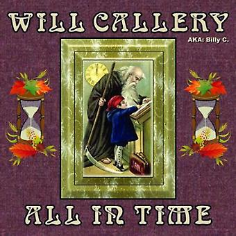 Will Callery - All in Time [CD] USA import