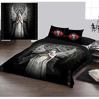 Wild star - only love remains - duvet & pillows covers set uk king