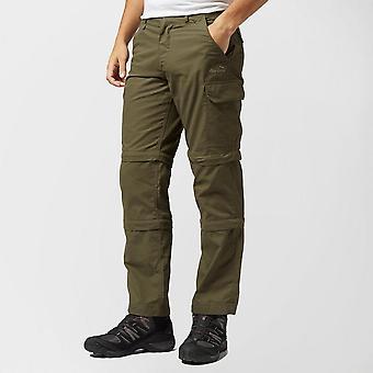 Nova Khaki Peter Storm Men ' s Ramble II duplo zip off calças
