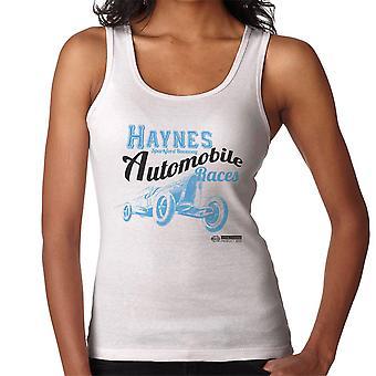 Haynes marki Sparkford bieżni wyścigi kamizelka damska