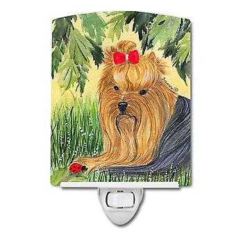 Carolines Treasures  SS8258CNL Yorkie Ceramic Night Light