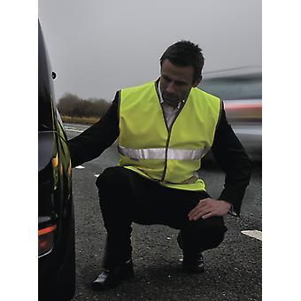 Resultatet bilist säkerhet Vest-R211X
