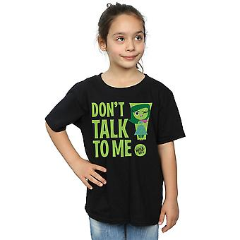 Disney Girls Inside Out Don't Talk To Me T-Shirt