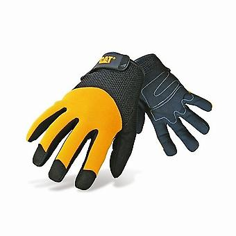 Caterpillar 12215 Durable Padded Palm Gloves / Mens Gloves / Gloves