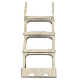 """Main Access 200740T 48"""" x 54"""" Pool Incline Ladder Taupe"""