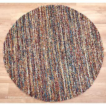 Tapis de Dunya Multi cercle