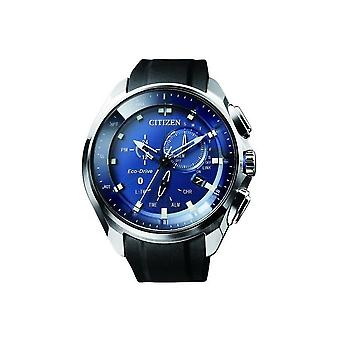 Citizen mens watch of Bluetooth watches chronograph eco-drive BZ1020-14 L
