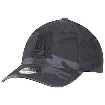 Camo nova era PAC - Los Angeles Dodgers lavado 9Forty escuro
