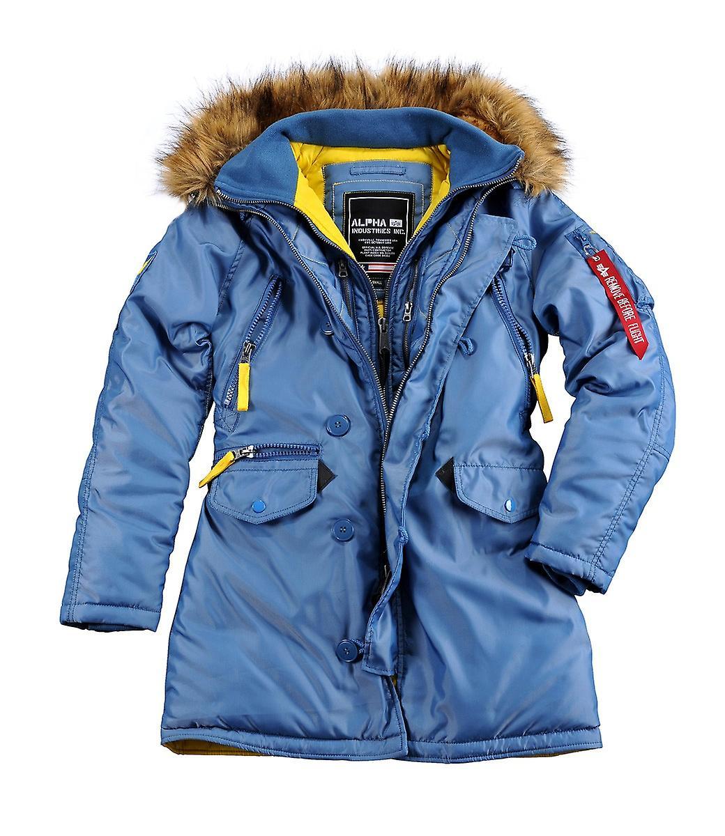 Alpha Industries Jacket PPS N3B Burgundy