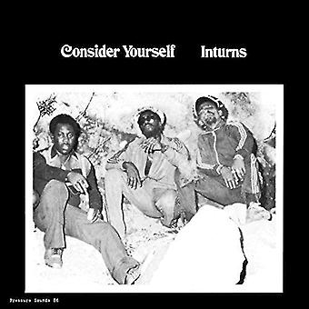 The Inturns - Consider Yourself [CD] USA import