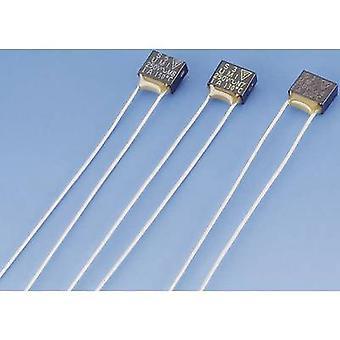 ESKA 700.103 N2F termica fusibile 103 ° C 1 A 250 V (L x W x H) 4 x 5,2 x 2,2 mm 1/PC