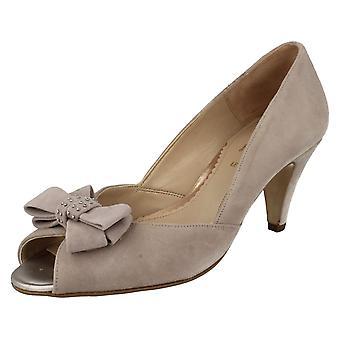 Senhoras Van Dal Smart Peep Toe sapatos Abbey
