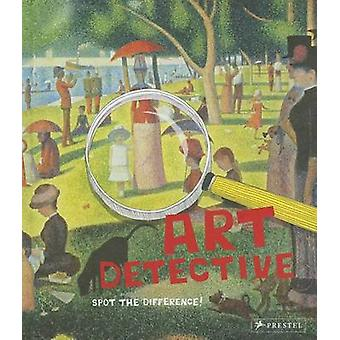 Art Detective Spot the Difference by Doris Kutschbach