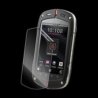 ZAGG - invisibleSHIELD Protector de ecrã para Casio Gzone Commando