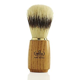 Omega 11150 Pure Bristle Shaving Brush
