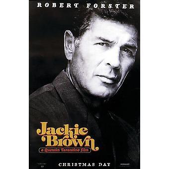 Affiche de Jackie Brown Robert Forster
