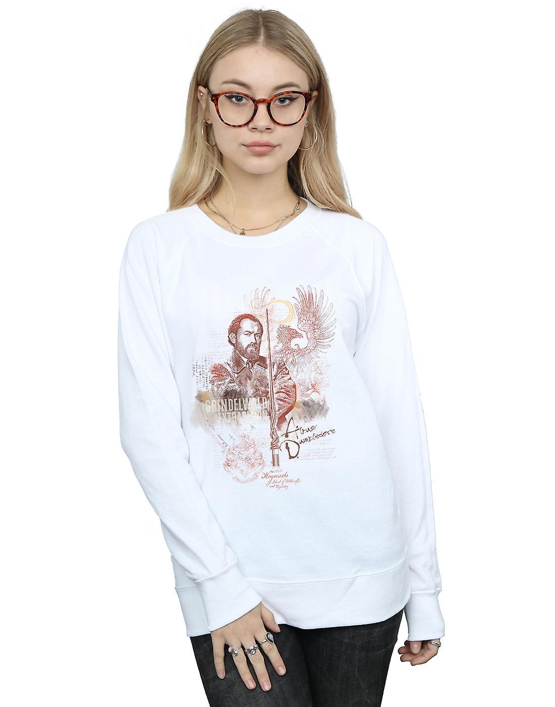 Fantastic Beasts Women's Albus Dumbledore Sweatshirt
