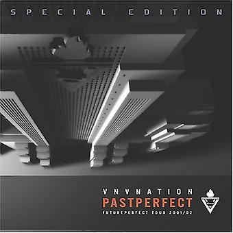 Vnv Nation - Pastperfect [DVD] USA import