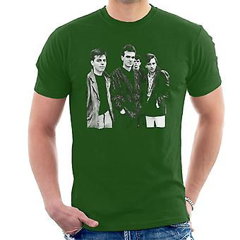 The Smiths Closeup From Salford Lads Club 1985 Men's T-Shirt