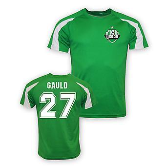 Ryan Gauld Sporting Lissabon Sport Training Jersey (grün)