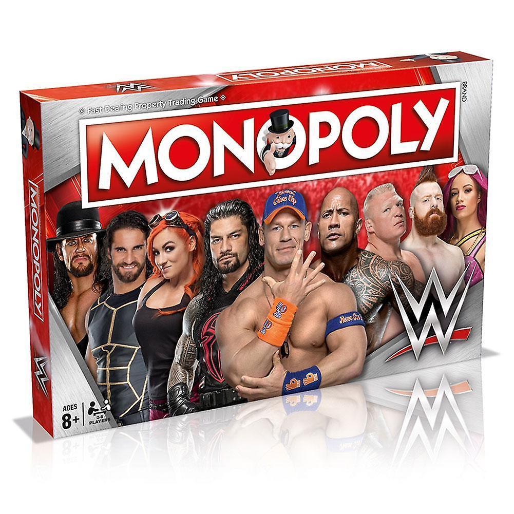WWE Edition monopol