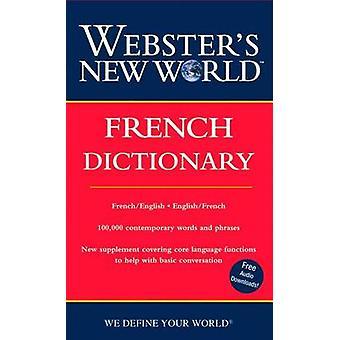 Webster's New World franska ordbok - franska/engelska engelska/franska