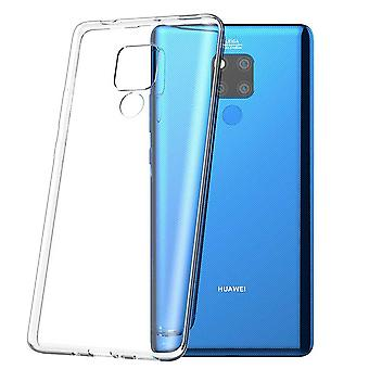 For Huawei mate 20 X Silikoncase TPU protection transparent bag case cover pouch accessories new