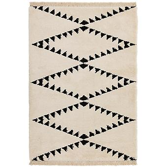 Rocco Rugs Rc03 In Cream