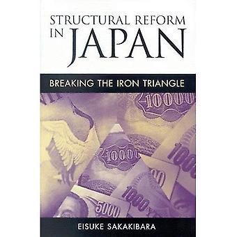 Strukturella reformer i Japan: att bryta järn triangeln