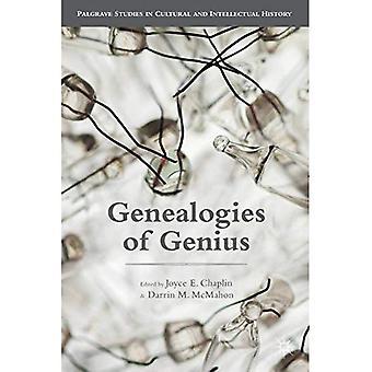 Genealogies of Genius (Palgrave Studies in Cultural and Intellectual History)