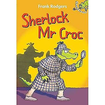 Sherlock herr Croc